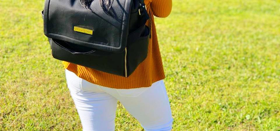 Best Backpack Diaper Bag!